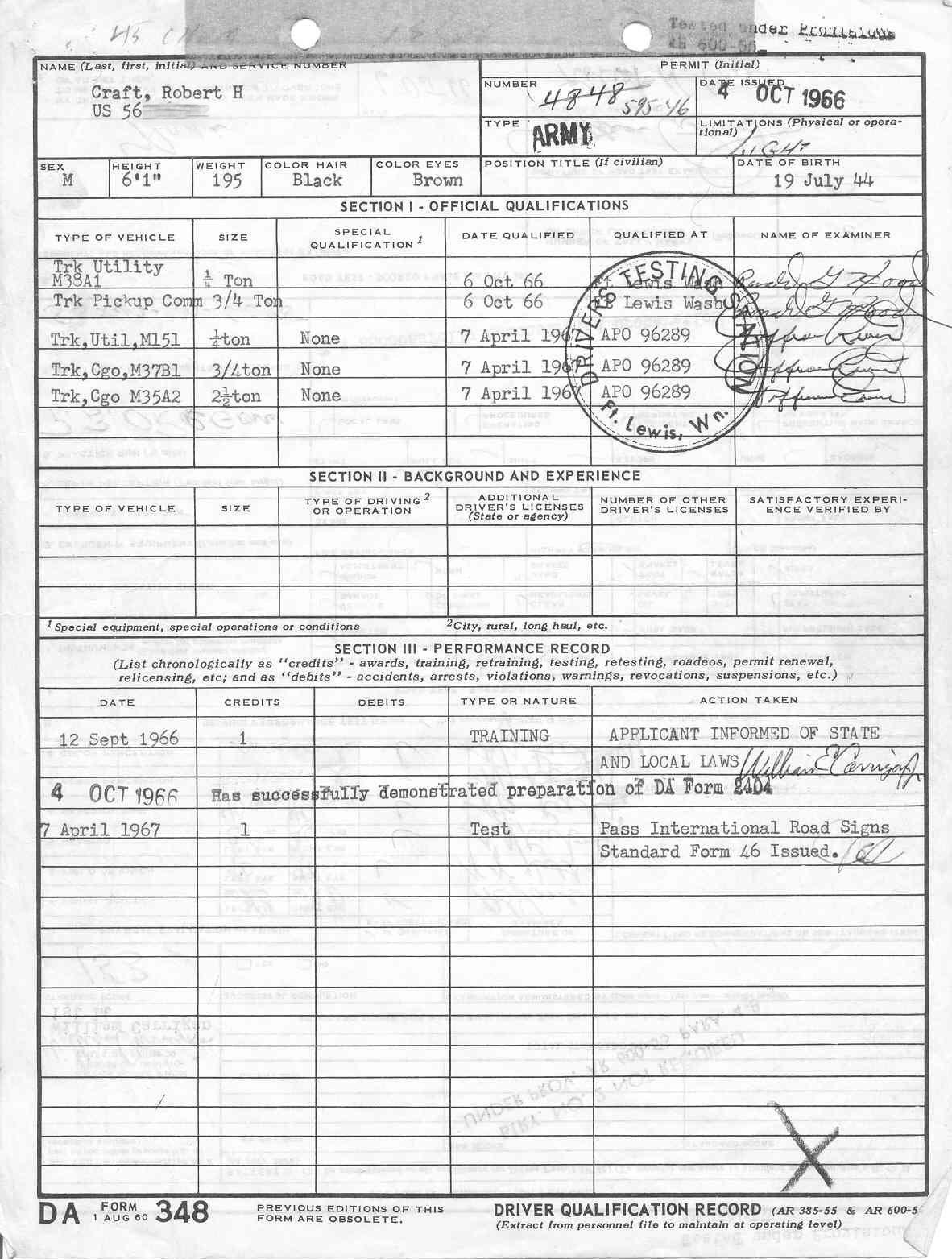 Motor vehicle record hawaii